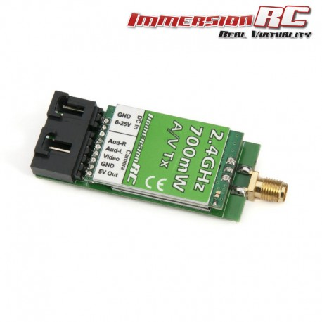 700mW 2.4GHz audio/video transmitter, US Version