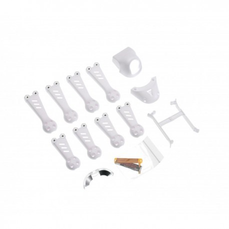 Vortex 150 Mini Crash Kit 1 White