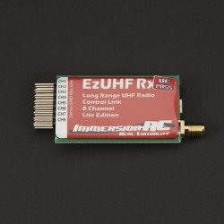 EzUHF Receiver, 8 channel 'lite'