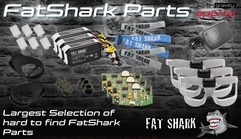 FatShark Headset Parts
