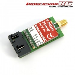 25mW 5.8GHz A/V Transmitter
