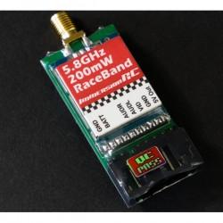 Race Band 200mW 5.8GHz A/V Transmitter