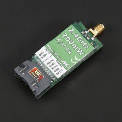 700mW 2.4GHz audio/video transmitter, International